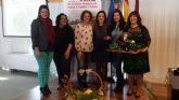 Mujeres agricultoras de Torre-Pacheco participaron en el Encuentro Regional de Mujeres Rurales, que tuvo lugar este sábado en Cartagena