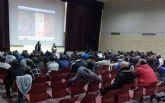 Los internos del centro penitenciario de Campos del Río aprenden a convivir con sus compañeros con discapacidad intelectual con Plena inclusión