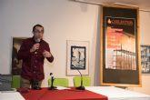 Miguel Rubio abre las jornadas Carlantum con su visión de la arquitectura de Mazarrón en los siglos XIX y XX