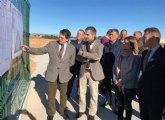 Agricultura aumentará la capacidad de almacenaje de la depuradora de Torre Pacheco en 66.000 metros cúbicos