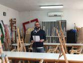 Cultura pone en marcha 'San Javier pinta', un certamen para los pintores aficionados del municipio