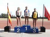 Doblete del Club Atletismo Alhama en el Campeonato Cadete de Pruebas Combinadas