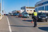 La campaña de control de autobuses escolares se salda con dos denuncias en Cartagena