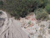 El Ayuntamiento solicita a la Confederación Hidrográfica del Segura la limpieza y vigilancia de los cauces que atraviesan el término municipal de Puerto Lumbreras