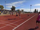 Alhama centraliza la competición regional en pista