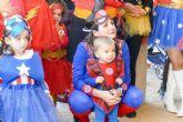 La Escuela Infantil Bambi celebra un Carnaval Solidario a beneficio de AFACMUR