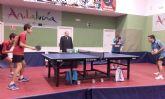 Club Totana tm. 2ª nacional. Victoria y derrota en el dobles desplazamiento