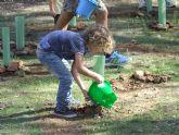 Desarrollan actividades en Sierra Espuña, Calblanque y Cañaverosa por el Día Internacional de los Bosques