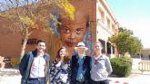 El CEIP El Mirador se convierte en un museo de murales