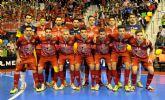 ElPozo Murcia y Plásticos Romero Cartagena disputan mañana martes en Alcantarilla la final de la VII Copa Presidente de la Federación de Fútbol de la Región de Murcia, de fútbol sala