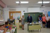 La alcaldesa solicita a la Dirección General de Centros mejoras en el CEIP San Juan Bautista