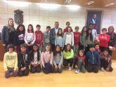 Comienzan las visitas escolares de alumnos de Educación Primaria al Ayuntamiento
