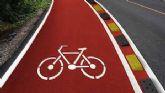 Ganar Totana propone habilitación de un Carril Bici desde el casco urbano hasta el polígono
