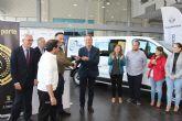 Aidemar recibe un nuevo vehículo adaptado en el 25 aniversario de su club deportivo