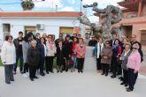 La avenida de Las Salinas cuenta ya con el nuevo parque José Castejón García 'El Guijas'