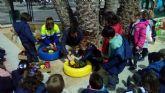 La concejalía de Medio Ambiente celebra el Día del Árbol y el Día del Agua con los más jóvenes