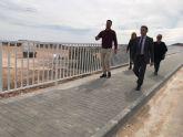 El Ayuntamiento de Torre-Pacheco acomete una mejora de accesos en San Cayetano