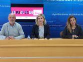 Eva García Sáenz de Urturi, Antonio Orejudo, Sarah Lark, Agustín Fernández Mallo y César Fernández García participan en el programa del Ciclo Escritores en su tinta 2019 de Molina de Segura