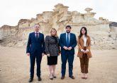 Las Erosiones de Bolnuevo declaradas monumento natural