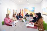 Fomento anuncia la inversi�n de 140.000 euros para mejorar el entorno de la playa del Alamillo
