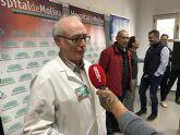 El Hospital de Molina dona material sanitario al Club Senderista Molinense para su próxima expedición