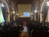 Más de 60 alumnos/as han participado hoy en la última charla de Comuniética en el IES Licenciado Francisco Cascales