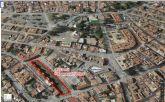 El centro urbano contar� con un centenar de nuevas plazas de aparcamiento gratuito