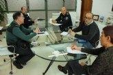 Nueva reunión de la Mesa de Coordinación Policial de Beniel
