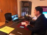 El alcalde solicita al presidente de Murcia un presupuesto social con ayudas al empleo y econom�a local