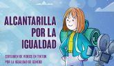 El IES Francisco Salzillo gana el concurso de TikTok 'Rodando por la igualdad' en Alcantarilla