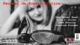 Recital de Poesía Erótica en San Pedro del Pinatar