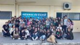 La corresponsal juvenil del IES Pedro Aguilera acude a la formación del programa de Corresponsales Juveniles
