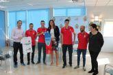 El Ayuntamiento subvenciona al Club Triatlón Archena para que puedan participar en los campeonatos nacionales