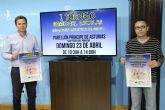 San Pedro del Pinatar acoge el I Torneo Regional escolar de gimnasia estética de grupo