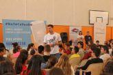 El Ayuntamiento de Puerto Lumbreras lanza una campaña para luchar contra el acoso escolar con la participación del rapero Invert
