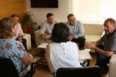 Mancomunidad de Canales del Taibilla reconoce el gran esfuerzo del Ayuntamiento de Totana