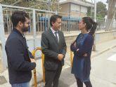 Ciudadanos reclama la presencia de un enfermero escolar en el colegio Joaquín Carrión de San Javier