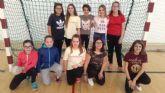 Arranca la Fase Local de Balonmano alevín de Deporte Escolar, con la participación de 320 escolares