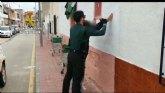 La Guardia Civil detiene a un vecino de Torre Pacheco por delito de desobediencia grave