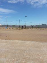 La Concejalía de Deportes del Ayuntamiento de Torre Pacheco sigue trabajando para adecuar las instalaciones municipales