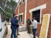 Invierten 121.000 euros en adecuar la Base de Brigadas Forestales de Sierra Espu�a