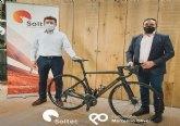 Soltec impulsa el lanzamiento de un nuevo equipo ciclista femenino sostenible junto con la Fundación Marcelino Oliver