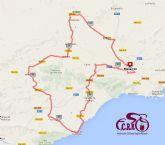 Mazarrón acoge este domingo la segunda etapa de la Vuelta Ciclista Regional de Cadetes