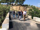 La Comunidad completa actuaciones de conservación en cuatro carreteras regionales que registran más de 1,6 millones de desplazamientos