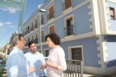 La regeneración urbana de Puerto Lumbreras permite rehabilitar 63 viviendas