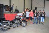 Más de mil aficionados a las dos ruedas se dan cita en Águilas en el I Aniversario del Club Moteros Ciudad de Águilas