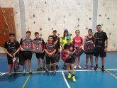 Clausura Liga Regional de Tenis, C. T. TOTANA