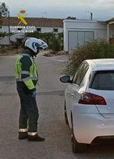 La Guardia Civil investiga a un conductor que cuadruplicaba la tasa máxima de alcohol permitida