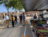 Los  mercadillos semanales reabren esta semana con nuevas ubicaciones en espacios acotados