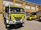 Se propone prorrogar la cesión de dependencias del antiguo Colegio La Cruz como Oficina Lucha contra Incendios Forestales